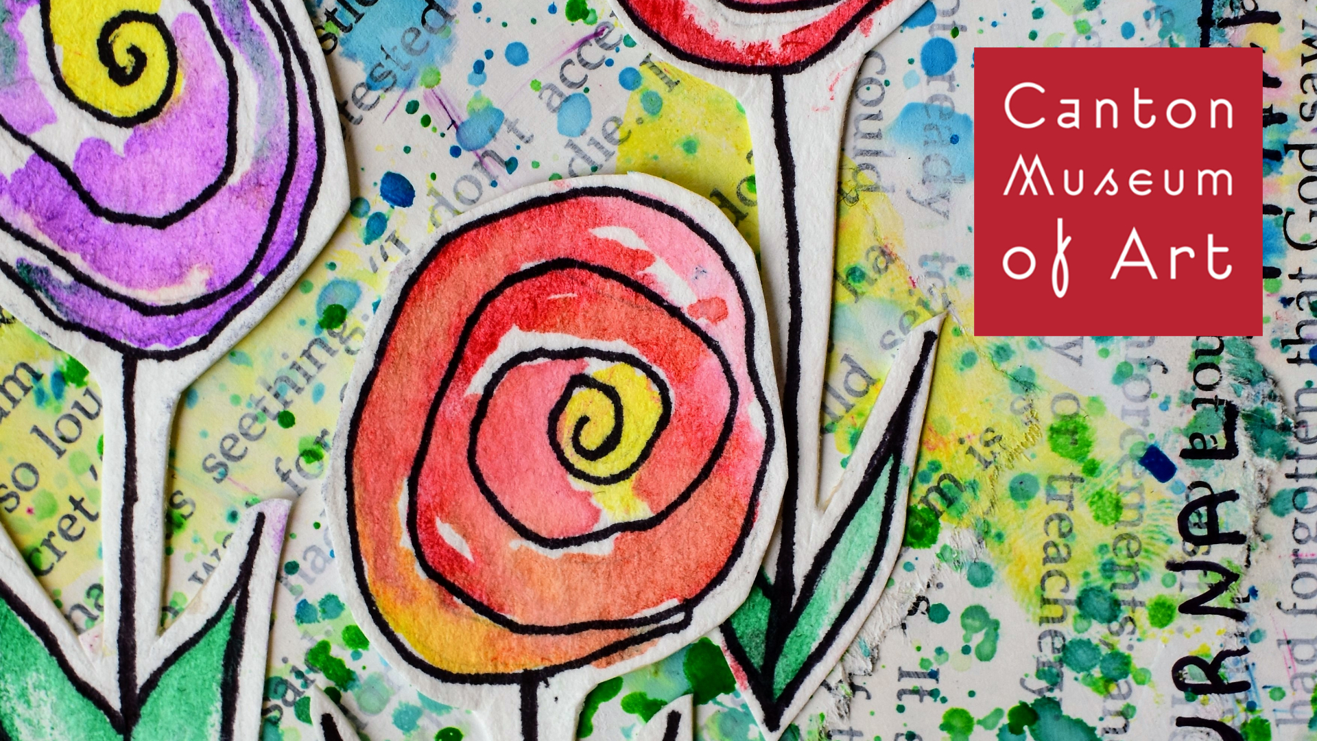 art for health healing mindfulness art workshops canton museum